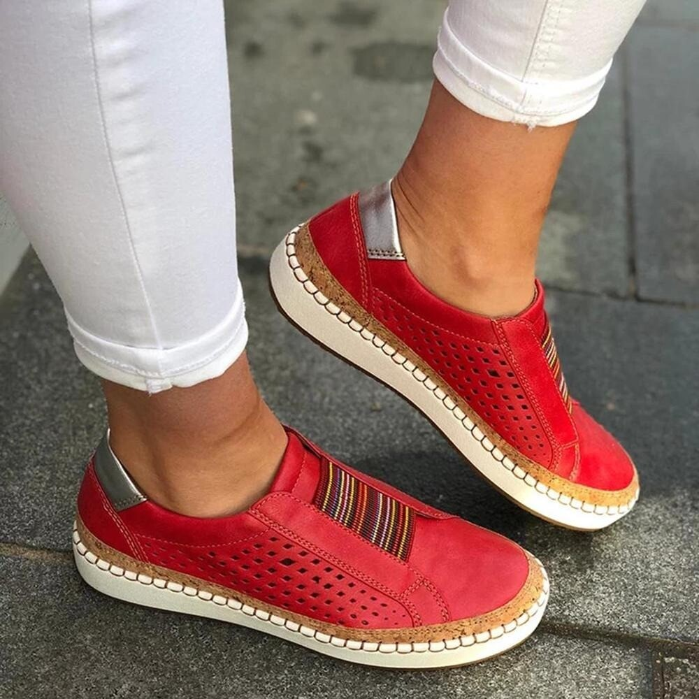 Premium Orthopedic Casual Sneaker Arch-Support Walking Shoes  Sneaker Design