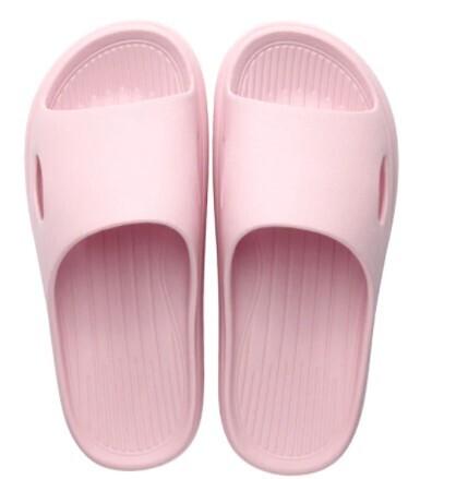 Non Slip Thick-Soles EVA Integrated Home Slippers Summer Women Indoor Flip Flops