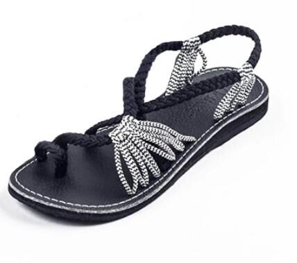 Premium Boho Flat Bottom Women Sandals