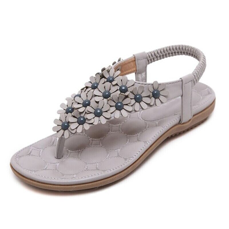 Premium Sweet Flower Bohemia Women Sandals