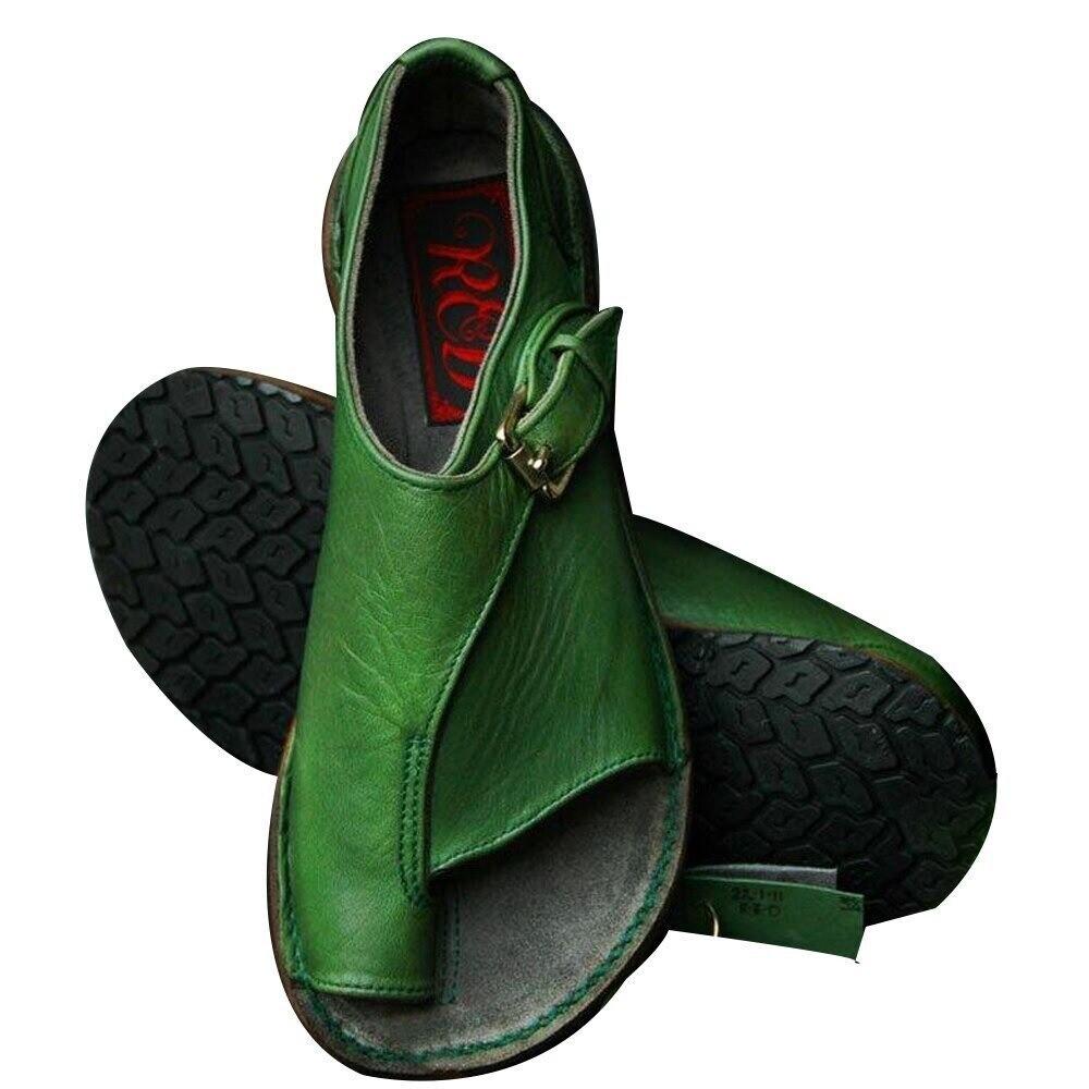 EVA Comfortable Soft Leather Ladies Summer Beach Women Sandals
