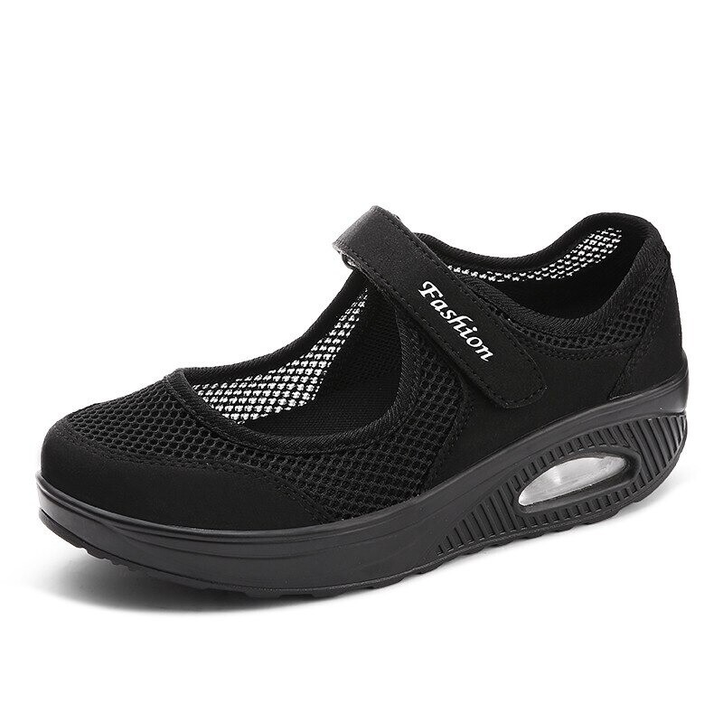 Woman Orthopedic Arch-Support Lightweight Breathable Comfy Summer Shoes Super Light Sneakers