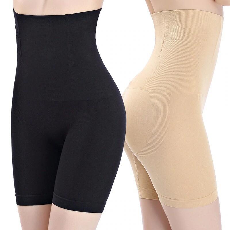 High Waist Shaper Short Seamless Slimming Panties Panty Shapers