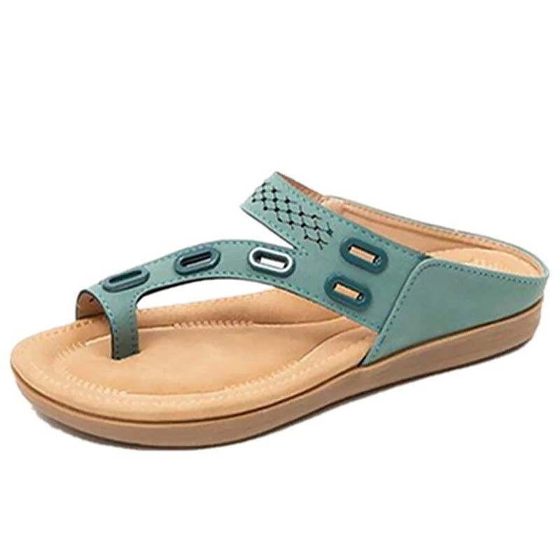 Comfy Women Premium Orthopedic Arch-Support Platform Summer Women Cute Girl Sandals Flip-flop Chancla Slippers