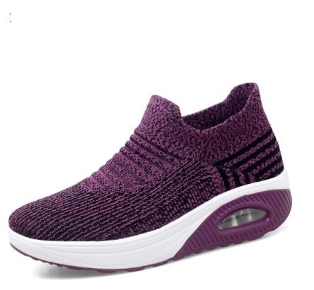 Casual Sneakers- Breathable Orthopedic, Lightweight & Ultra Comfortable Shoes For Women