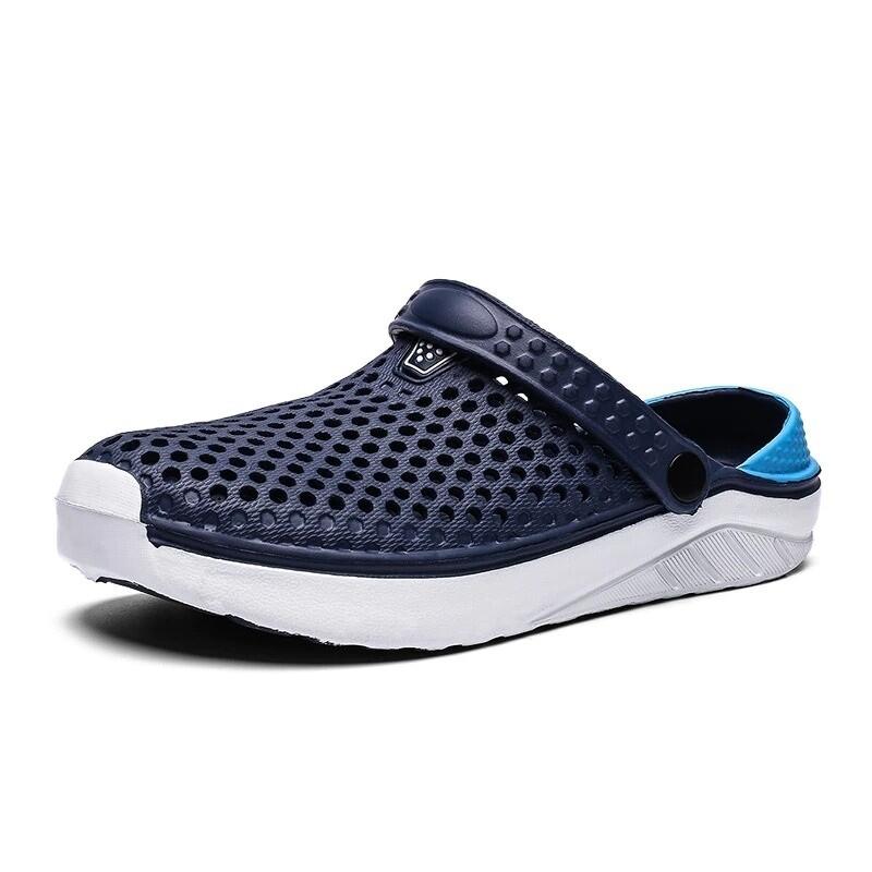 Sandals for Women Men Breathable Beach Shoes Fashion Garden Clog Aqua Trekking Wading