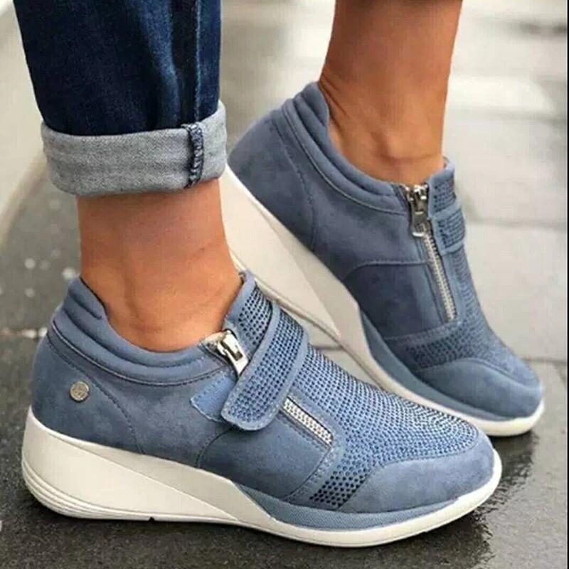 Elegant Orthopedic & Ultra Soft Shoes Sneakers