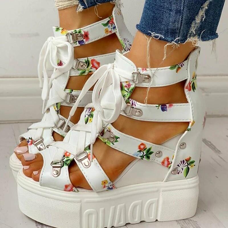 Women's High Platform Sandals
