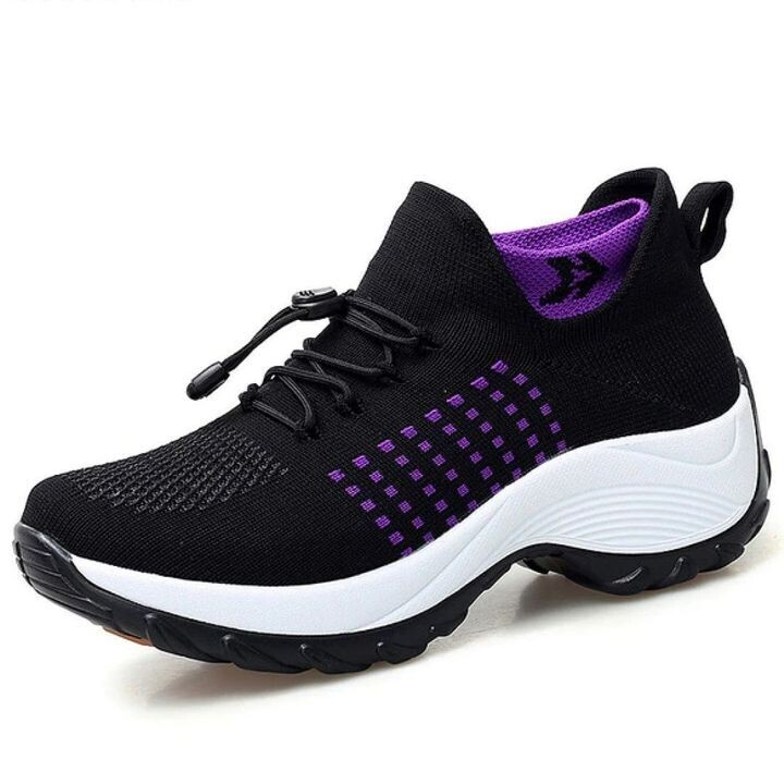 Premium Non-Skid Comfortable Hiking Shoes Woman Sneakers