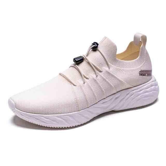 Orthopedic Men Summer Breathable Waterproof Walking Running Shoes