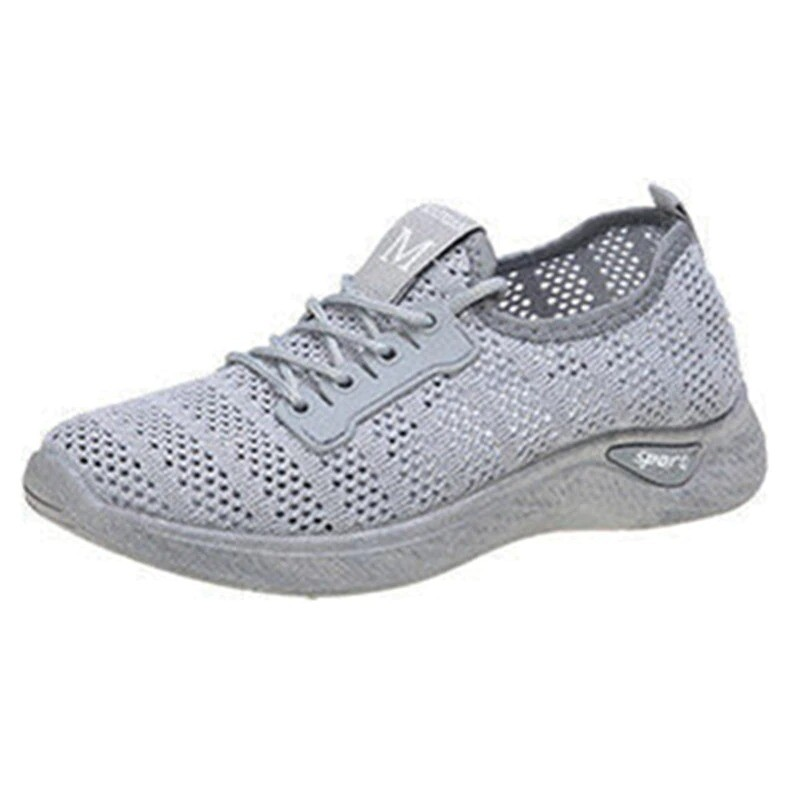New Sport Casual Hollow Out Comfortable Running Shoes For Women