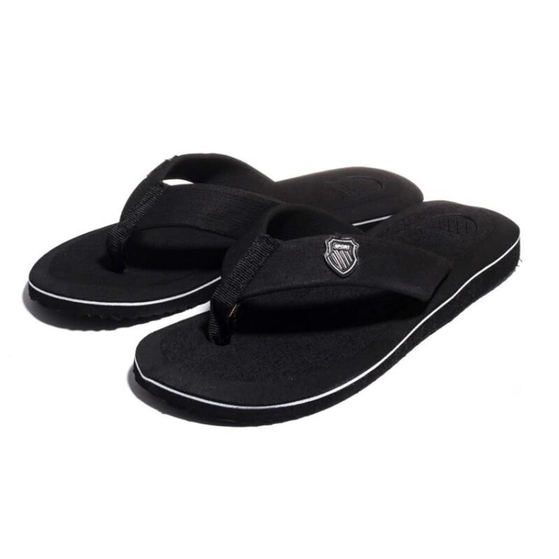 Summer Men Flip Flops High Quality Beach Sandals Anti-Slip Slippers