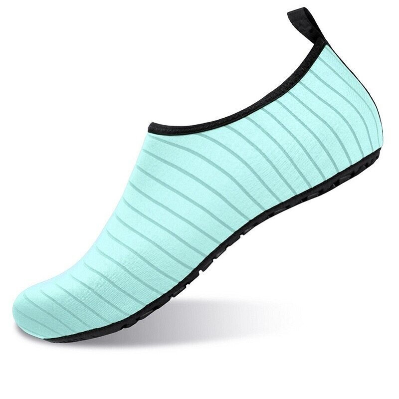 Unisex Summer Lightweight Quick Drying Sport Shoes Slip On Flat Loafers