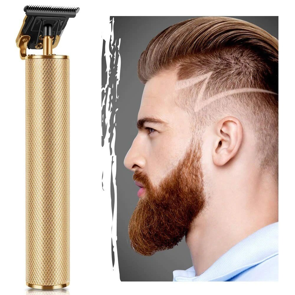 Professional Hair Trimmer Rechargeable Cordless For Men Style 1