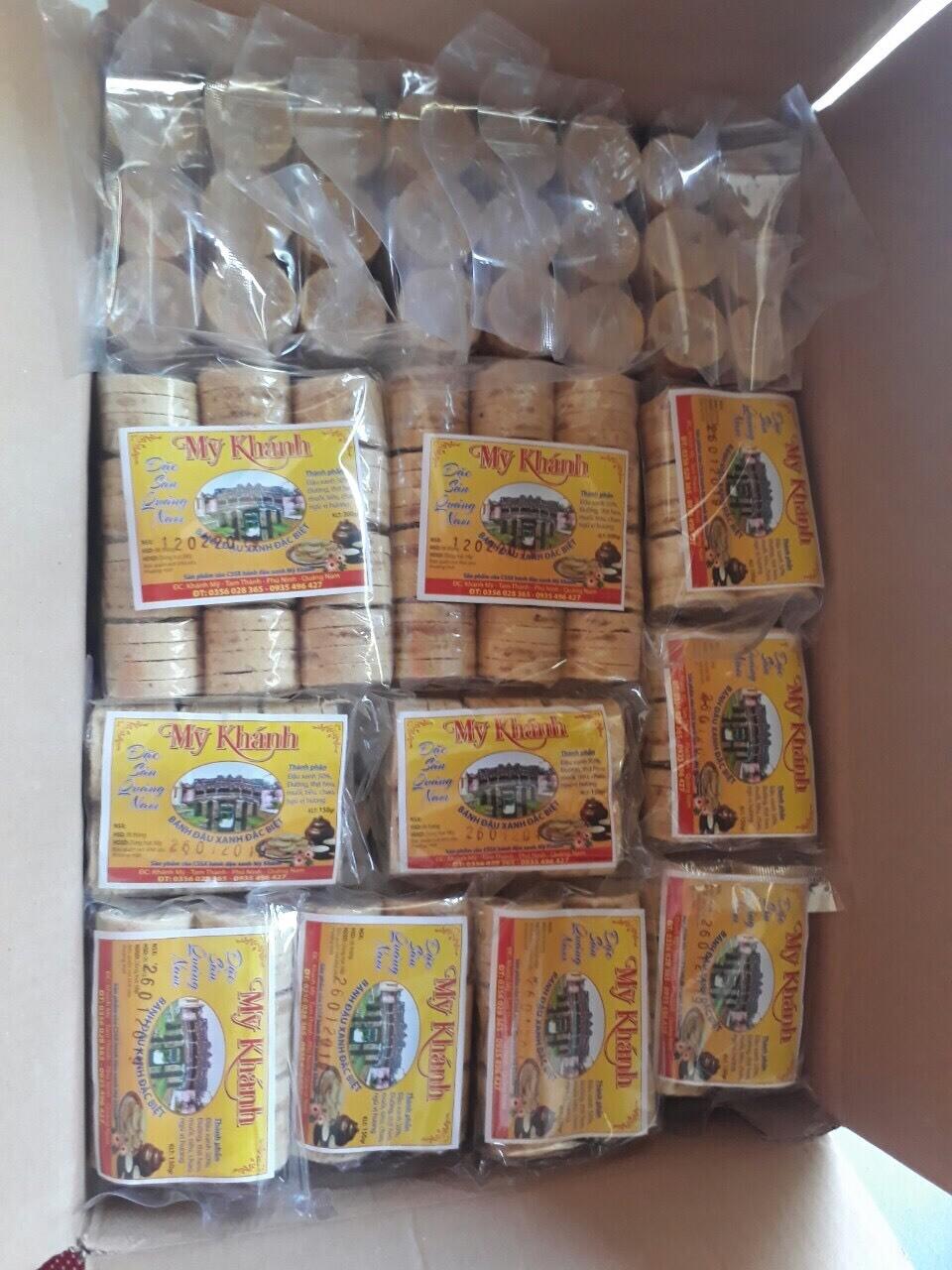 Bánh đậu xanh 150g (Thùng)