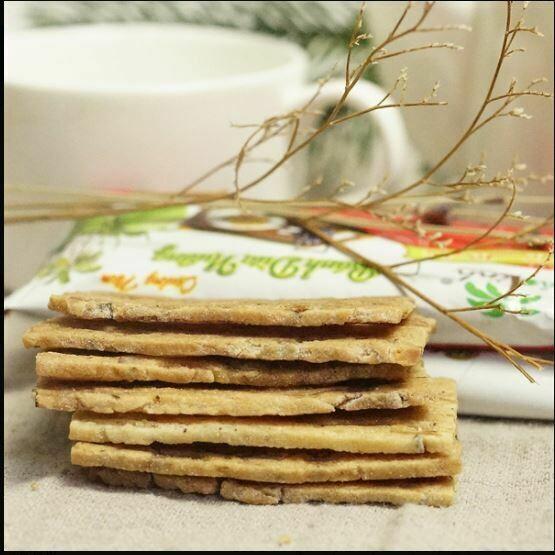 Bánh dừa hộp có khay 250g (Thùng)