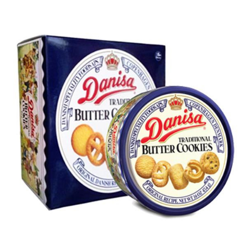 Bánh quy bơ Danisa - 1 hộp x 454g