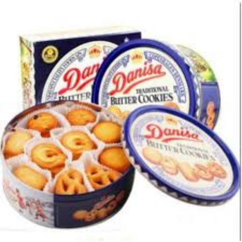 Bánh quy bơ Danisa - 1 hộp x 681g