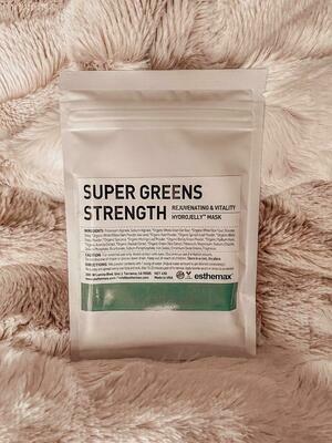 Esthemax Super Greens Strength Hydrojelly Mask