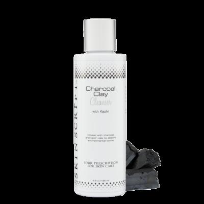 Skin Script Charcoal Clay Cleanser