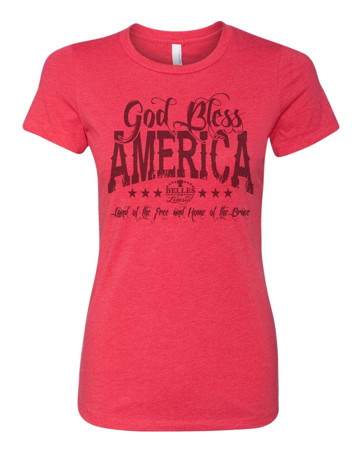 GB-6610-GODBLESS-RED