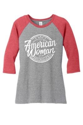 AWR-DM136L-AMERICAN WOMAN RED