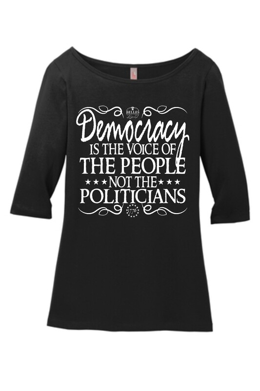 D-DM107L-DEMOCRACY