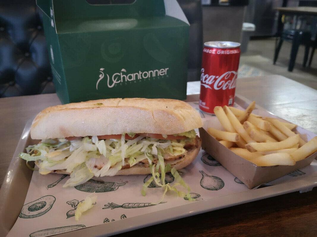 COMBO SANDWICH DE BONDIOLA