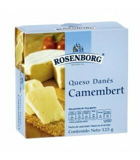 QUESO ROSENBORG CAMEMBERT 125 GR