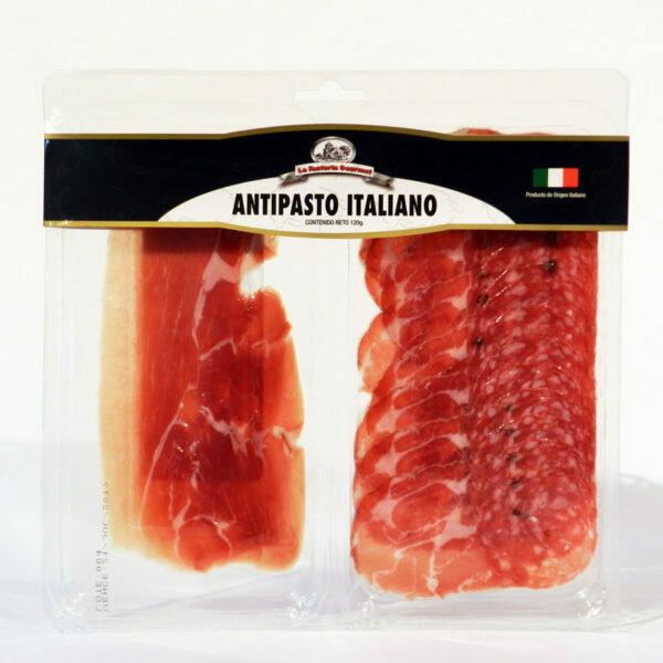 ANTIPASTO ITALIANO 120 GR