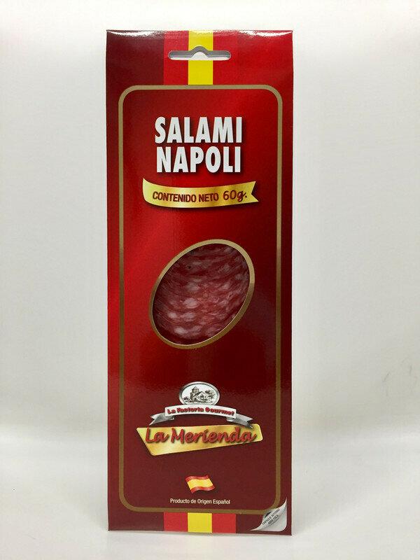 SALAMI NAPOLI paquete x 60 GR