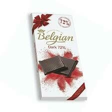 CHOCOLATE BELGIAN CAFE 60 GR
