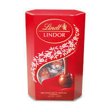 CHOCOLATE  LINDOR ROJA 75 GR