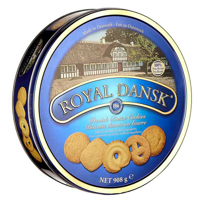 GALLETAS ROYAL DANSK LT 908 GR