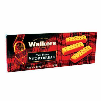 GALLETAS SHORT WALKERS FINGERS 150 GR