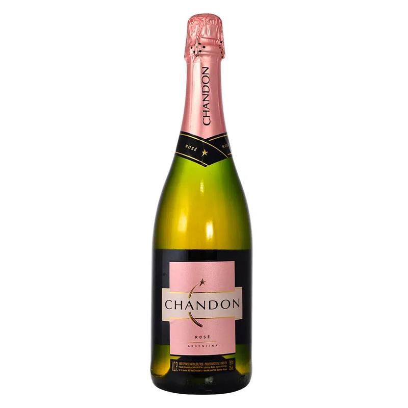 VINO ESPUMOSO CHANDON ROSE 750 ML