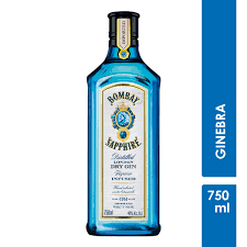 GINEBRA BOMBAY TIN CAN 750 ML