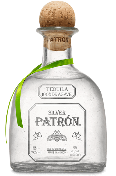 TEQUILA PATRON SILVER 750 ML