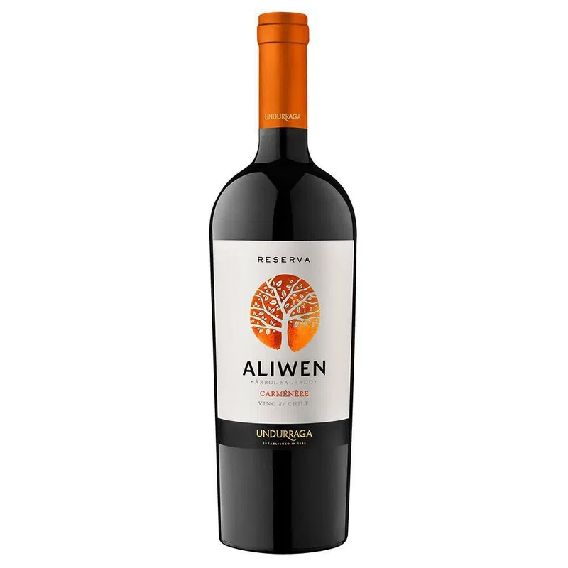 VINO ALLIWEN CARMENERE 750 ML