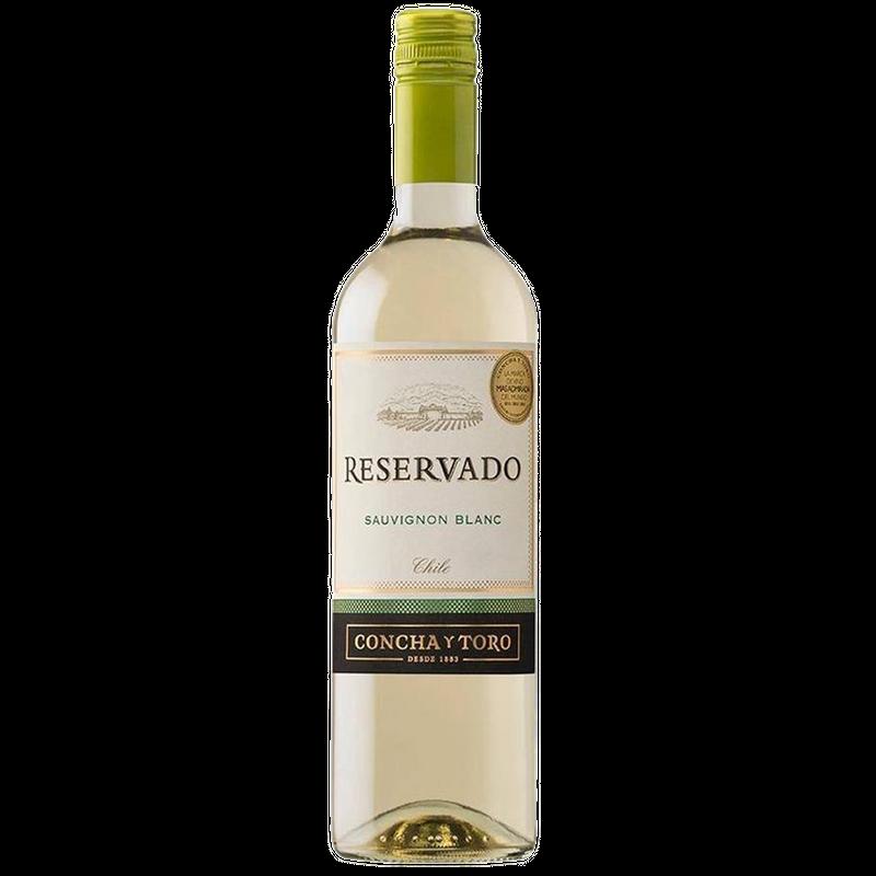 VINO CONCHA & TORO RESERVADO SAUVIGNON BLANC 750 ML