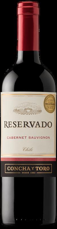 VINO  CONCHA & TORO RESERVADO CABERNET SAUVIGNON 750 ML