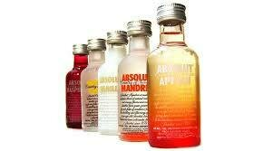 VODKA ABSOLUT ELYX BOT