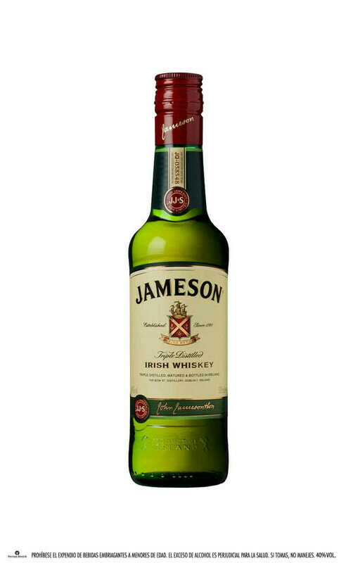 WHISKEY JAMESON IRISH STD 350 ML