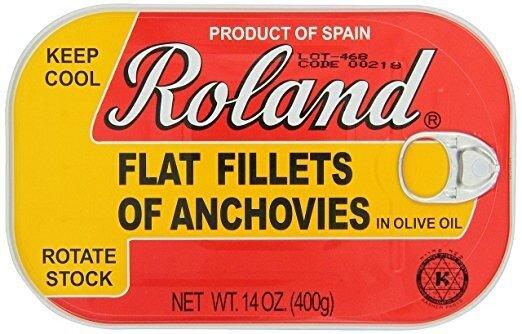 ANCHOAS ROLAND 56 GR