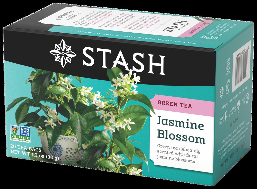 STASH TE VERDE  JASMINE X 20 SOBRES