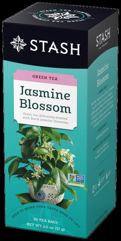 STASH TEA VERDE JASMINE X 30 SOBRES