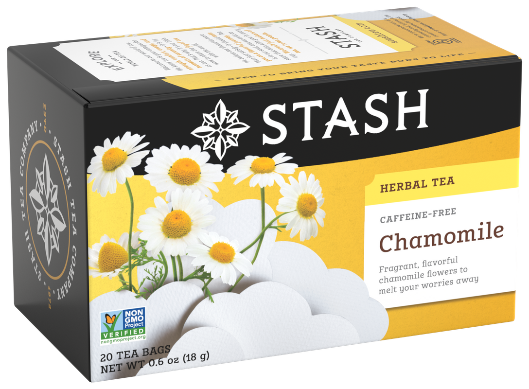 STASH TEA HERBAL CHAMOMILE X 20 SOBRES