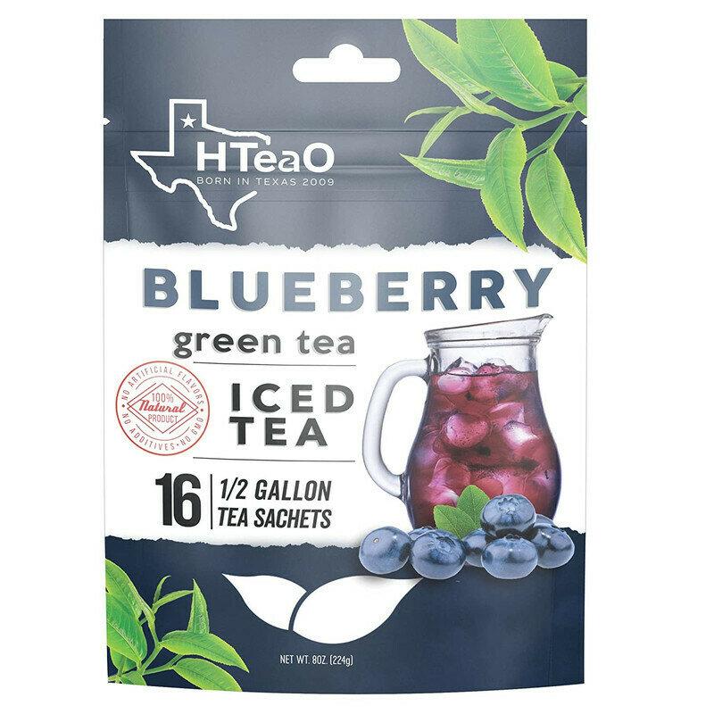 ICED BLUEB/GREEN TEA