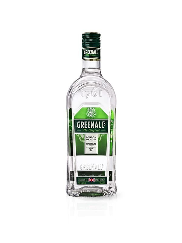 GINEBRA GREENALLS LONDON 750 ML
