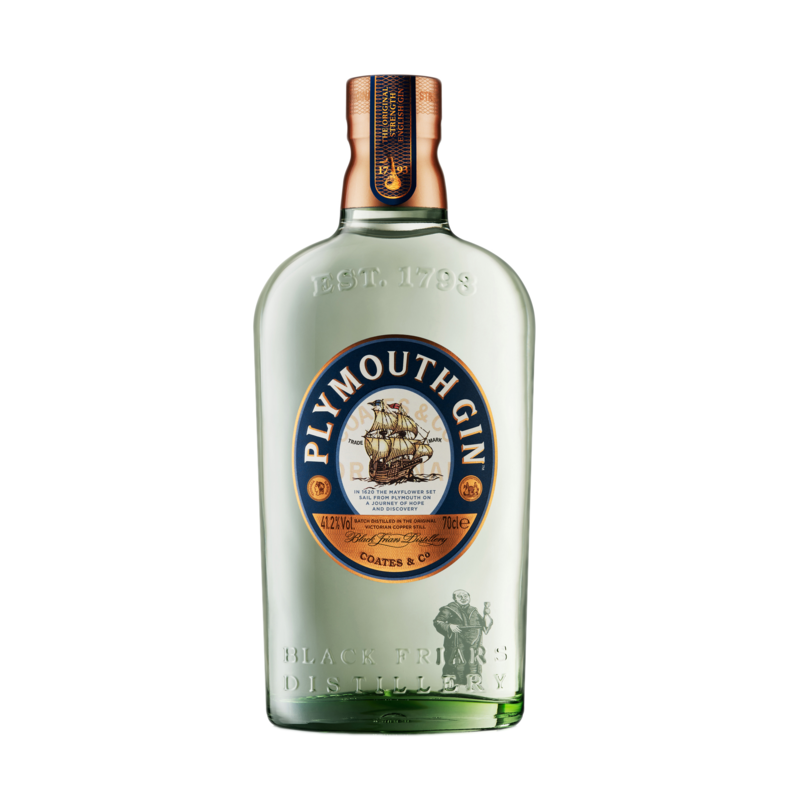 GINEBRA PLYMOUTH GIN 700 ML